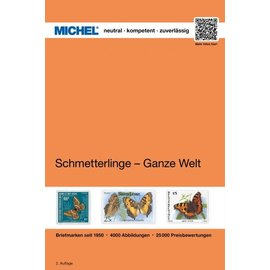 Michel Schmetterlinge - Ganze Welt