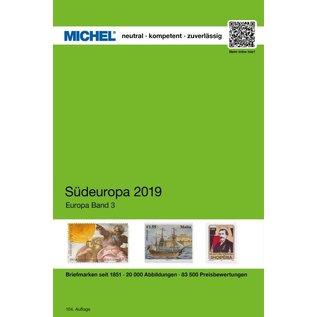 Michel Europa-Katalog Band 3 Südeuropa 2019