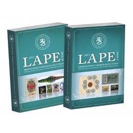 Lape Special Stamp Catalogue Finland 1856-2011