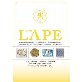 Lape Stamp Catalogue Finland 2019