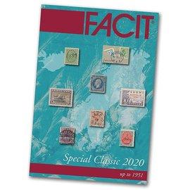 Facit Scandinavia Classic 1850-1951 special 2020