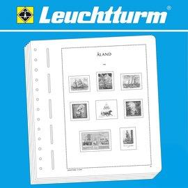 Leuchtturm Text SF Aland 1984-2017