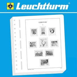 Leuchtturm inhoud SF Färoër 2000-2009