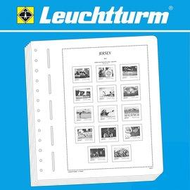 Leuchtturm album pages SF Jersey 2010-2014