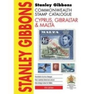 Gibbons Stamp Catalogue Cyprus, Gibraltar & Malta