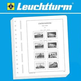 Leuchtturm album pages SF UN Geneva 2000-2009