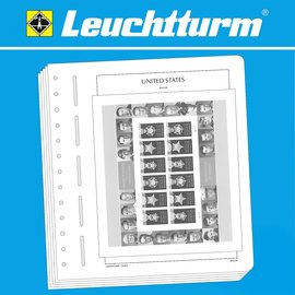 Leuchtturm Text SF USA Kleinbogen 1994-2009