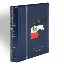 Leuchtturm band & cassette Classic Perfect Duitse Rijk 1871-1918