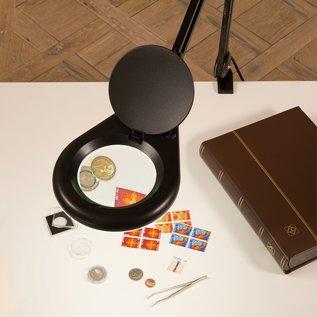 Leuchtturm Swing LED Magnifier Lamp