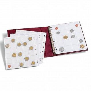 Leuchtturm Numis album & slipcase red