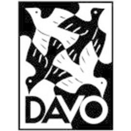 Davo stamp mounts Alba 25 x 21 mm - set of 50