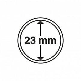 Leuchtturm Münzkapseln CAPS 23 mm - 10 Stück