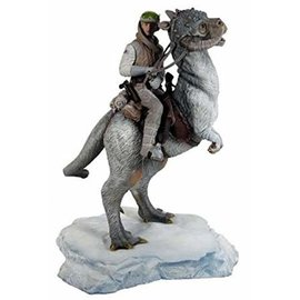 Gentle Giant Star Wars Han Solo on Tauntaun Limited Edition Statue