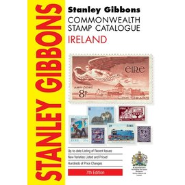 Gibbons Stamp Catalogue Ireland