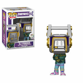 Funko Pop! Games 512 Fortnite - DJ Yonder