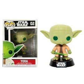 Funko Pop! Star Wars 02 - Yoda