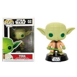 Funko Pop! Star Wars 02 - Yoda