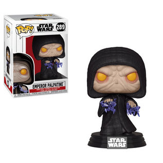 Funko Pop! Star Wars 289 - Emperor Palpatine