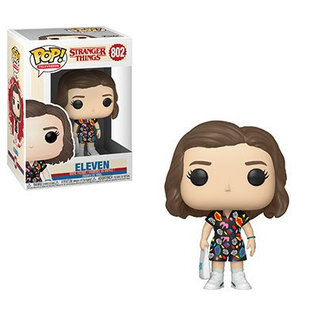 Funko Pop! Television 802 Stranger Things - Eleven (Mall Outfit)