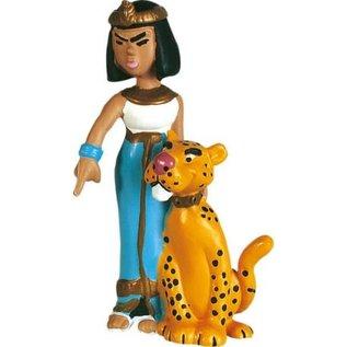 Plastoy Kleopatra aus Asterix