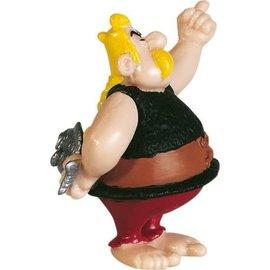 Plastoy Kostunrix, de visboer uit Asterix