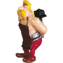 Plastoy Asterix figuur Hoefnix de smid