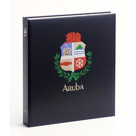 Davo Luxury binder Aruba