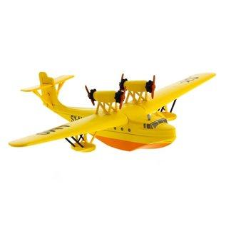 moulinsart Tintin airplane - The waterplane SY-AMO