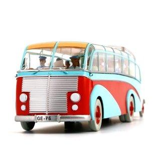 moulinsart Kuifje auto - De bus van Swissair