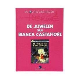 moulinsart Die Tintin Archive - Die Juwelen der Sängerin