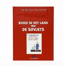 moulinsart De Kuifje Archieven - Kuifje in het land van de Sovjets