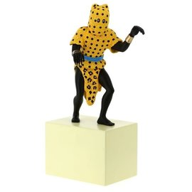 moulinsart Musée Imaginaire - Statue Der Leopard-Mann