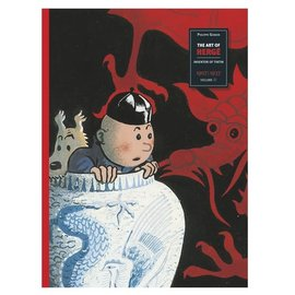 moulinsart The Art of Herge Inventor of Tintin volume 1 1907-1937