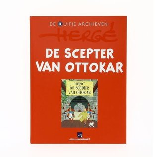 moulinsart De Kuifje Archieven - De Scepter van Ottokar