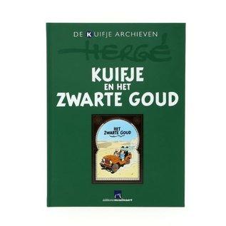 moulinsart De Kuifje Archieven - Kuifje en het zwarte goud