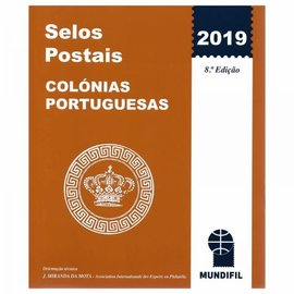 Mundifil Selos Postais das Colónias Portuguesas 2019