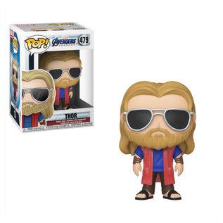 Funko Pop! Marvel Avengers Endgame 479 Casual Thor