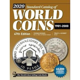 Krause 2020 Standard Catalog of Word Coins 1901-2000
