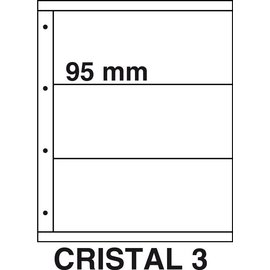 Davo insteekbladen Kosmos Cristal 3 - 5 stuks