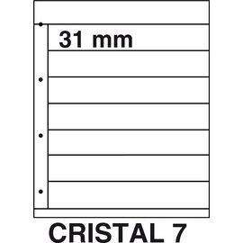 Davo insteekbladen Kosmos Cristal 7 - 5 stuks