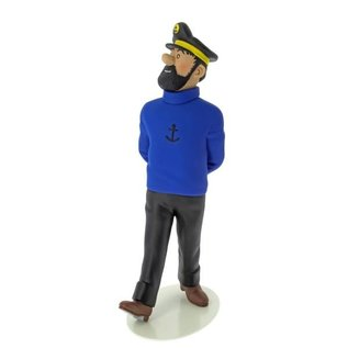 moulinsart Musée Imaginaire - statue Captain Haddock