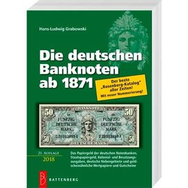 Gietl Die deutschen Banknoten ab 1871