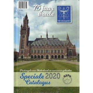 NVPH Speciale catalogus 2020 Postzegels van Nederland en overzeese rijksdelen