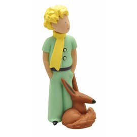 Plastoy The Little Prince with a fox