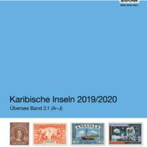 Michel Übersee 2019/2020 Band 2.1: Karibische Inseln (A-J)