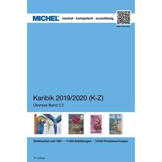 Michel Übersee 2019/2020 Band 2.2: Karibische Inseln (K-Z)