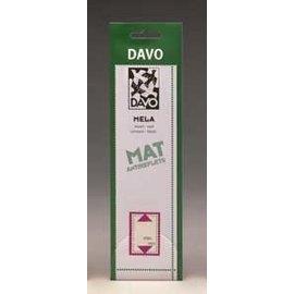 Davo stamp mounts Mela 215 x 36 mm - set of 25