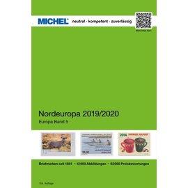 Michel Europa-Katalog Band 5 Nordeuropa 2019/2020