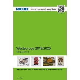 Michel Europa-Katalog Band 6 Westeuropa 2019/2020
