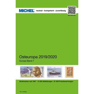 Michel Europa-Katalog Band 7 Osteuropa 2019/2020